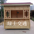 杭州防腐木岗亭 4