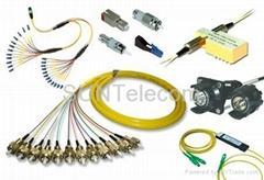 光纤连接器跳线尾纤