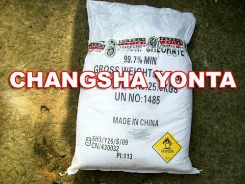 Potassium Chlorate -KCLO3