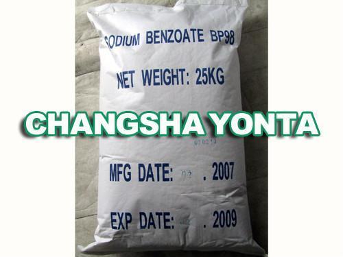 Sodium Benzoate BP93 / BP98 3