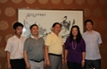 Guest from Thailand visited our factory in Sichuan