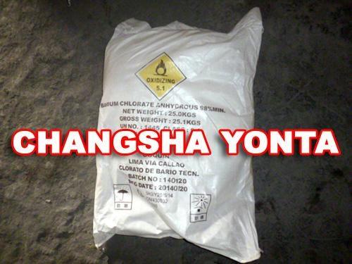 Barium Chlorate Anhydrous -Ba(ClO3)2