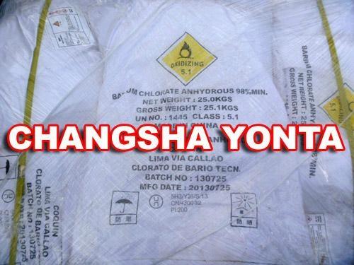 Barium Chlorate Anhydrous-Ba(ClO3)2