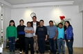 Our long-term customers from Central America's visit