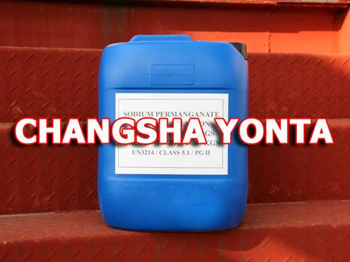 Sodium Permanganate 40%-NAMNO4 -25Kgs Blue Drums