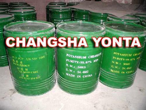 Potassium Chlorate-KCLO3