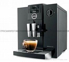 长沙优瑞全自动咖啡机F8