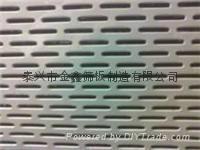 長孔篩板網機篩網