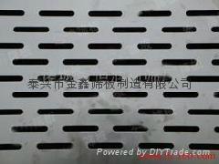 長孔篩板網機篩網 2
