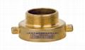 黃銅鑄造縮徑接頭