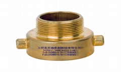 Forging Brass  Fire Reducer