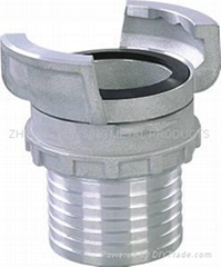 DSP COUPLING WITH HOSE SHANK