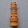 Nylon Plastic Cam Lock Groove Coupling
