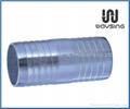 HOSE MENDER-STEEL-zinc plated