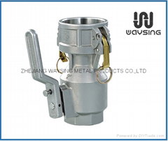 DRY-DISCONNECT COUPLING (Hot Product - 1*)