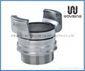 GUILLEMIN COUPLING WITH LOCK RING AND