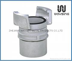 鋁製法式內帶鎖接頭