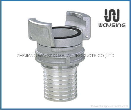 铝制法式长管尾 1