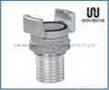 鋁製法式長管尾