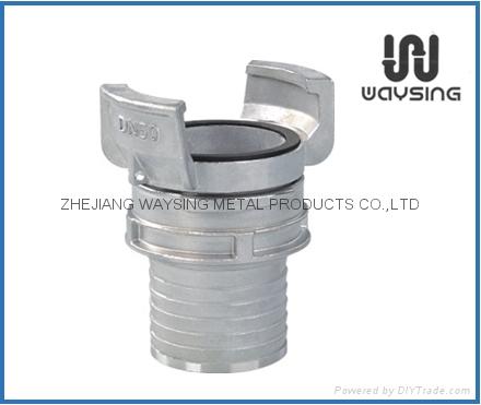 鋁製法式短管尾 1