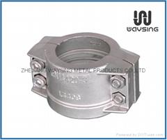 DIN2817铝合金管夹