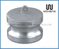 ALU.Camlock Coupling Type DP 1