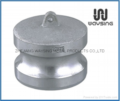 CAMLOCK Type DP (Dust plug)