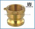 Brass A( Adapter x Female Thread)