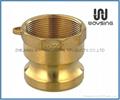 Brass A( Adapter x Female Thread)