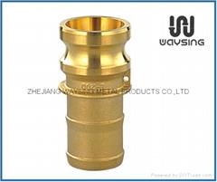 Brass E (Adapter x Hose Shank)