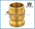 Brass F(Adapter x Male thread)