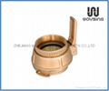 TW MK - Clamping Ring With Female Thread