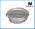 TANDWAGEN COUPLING VB: male plug