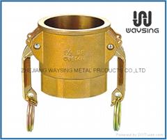 德标D型-黄铜