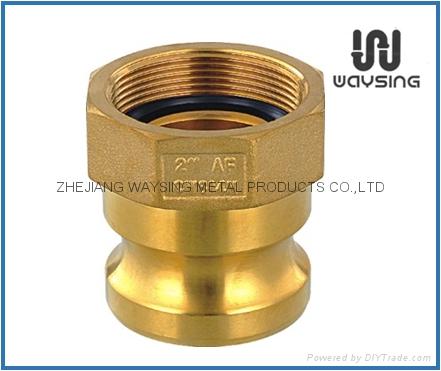 德标A型-黄铜 1