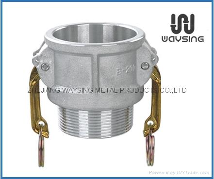 ALuminium  Camlock  Type  B