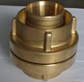 Brass Storz Coupling 1