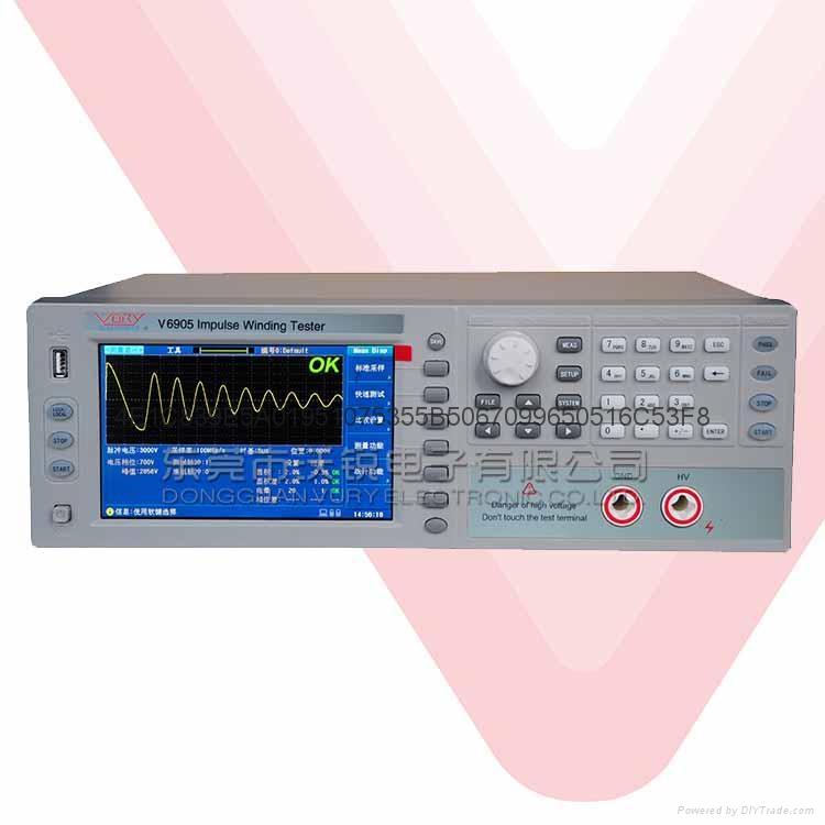 电源适配器自动测试仪 1