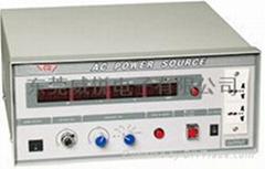 模擬式變頻電源VR2705