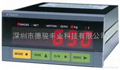 PT650D称重显示器