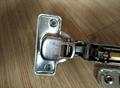 Stainless steel copper cylinder hydraulic cupboard door hinge 1