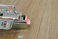 Stainless steel copper cylinder hydraulic cupboard door hinge 3