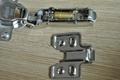 Stainless steel copper cylinder hydraulic cupboard door hinge 4