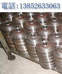 电动葫芦花键套联轴器二节轴卷筒外壳