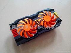 VGA显卡散热器