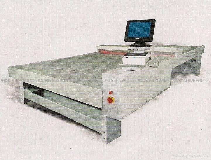 臥式電腦量革機 2