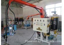 供應聚氨酯低壓發泡機  2