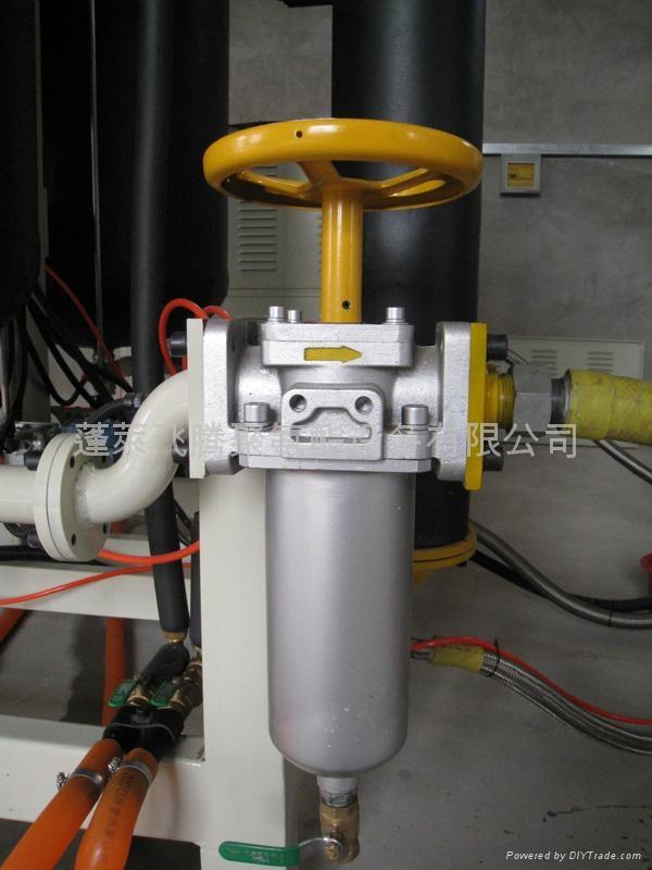 聚氨酯自清潔過濾器 片隙式過濾器 4