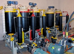 聚氨酯发泡机冷热交换器