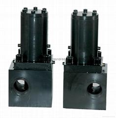 Polyurethane hydraulic high and low pressure switch valve dn40kk valve
